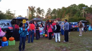 Trunk or Treat @ Living Springs Lutheran Church | Columbia | South Carolina | United States