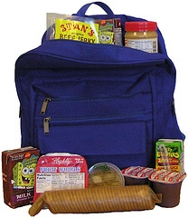 Backpack Food Ministry