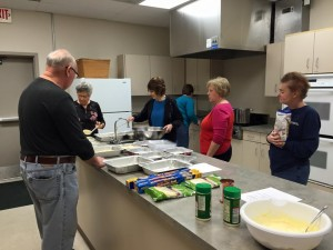 2015 Care Meals February